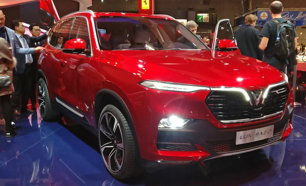 Fast and serious: Vietnam's first domestic car manufacturer bets big