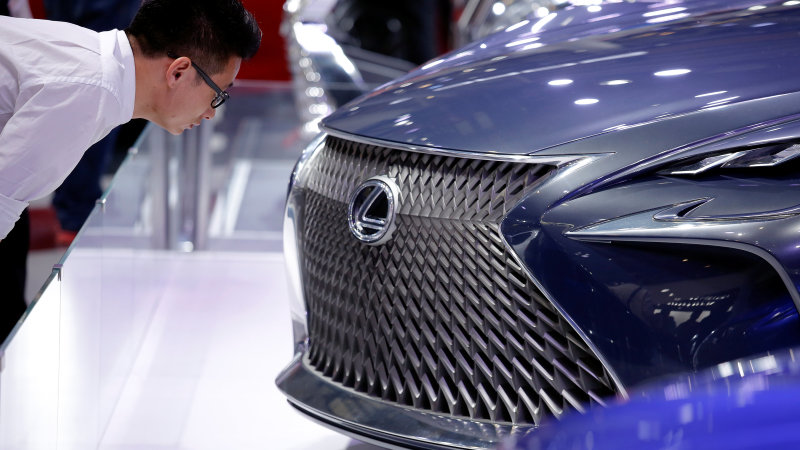 Toyota might seize an opening, build Lexus cars in China