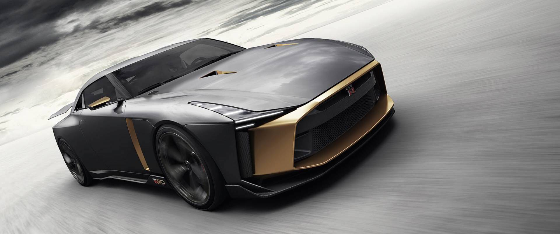 Nissan GT-R50's Production By Italdesign Detailed On Video