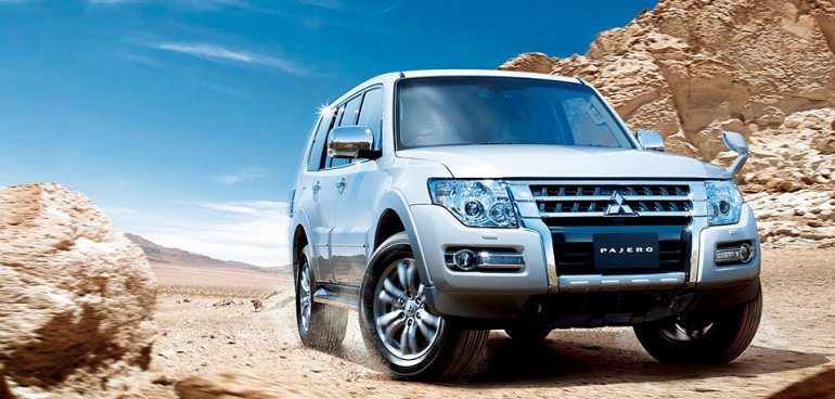 Mitsubishi Pajero to be discontinued, no firm plan for a successor