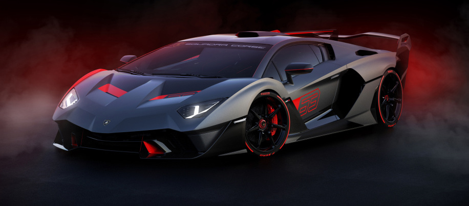 Lamborghini SC18 Alston is a ferocious first from Squadra Corse