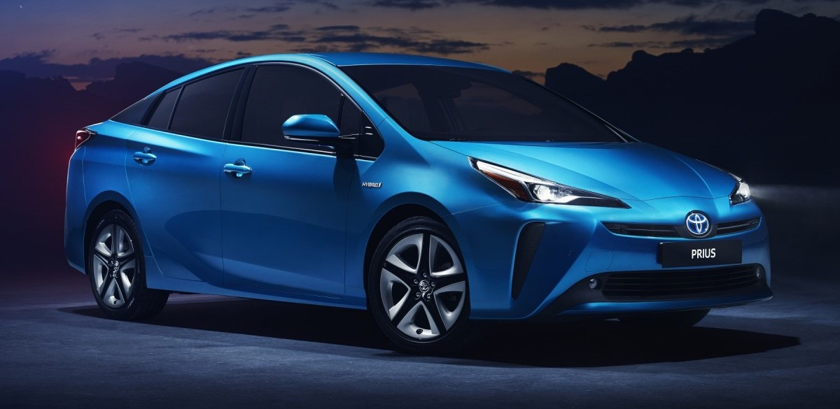 Toyota Prius (2019): restylage et transmission 4x4