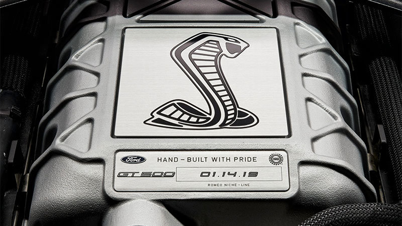 Ford teases 2020 Mustang Shelby GT500 supercharger before Detroit reveal