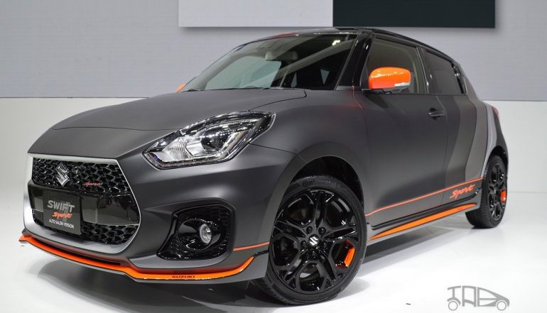 Suzuki Swift Sport Auto Salon Version at 2018 Thai Motor Expo