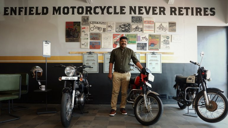 Royal Enfield to have 10 Vintage stores for pre-owned bikes by March 2019