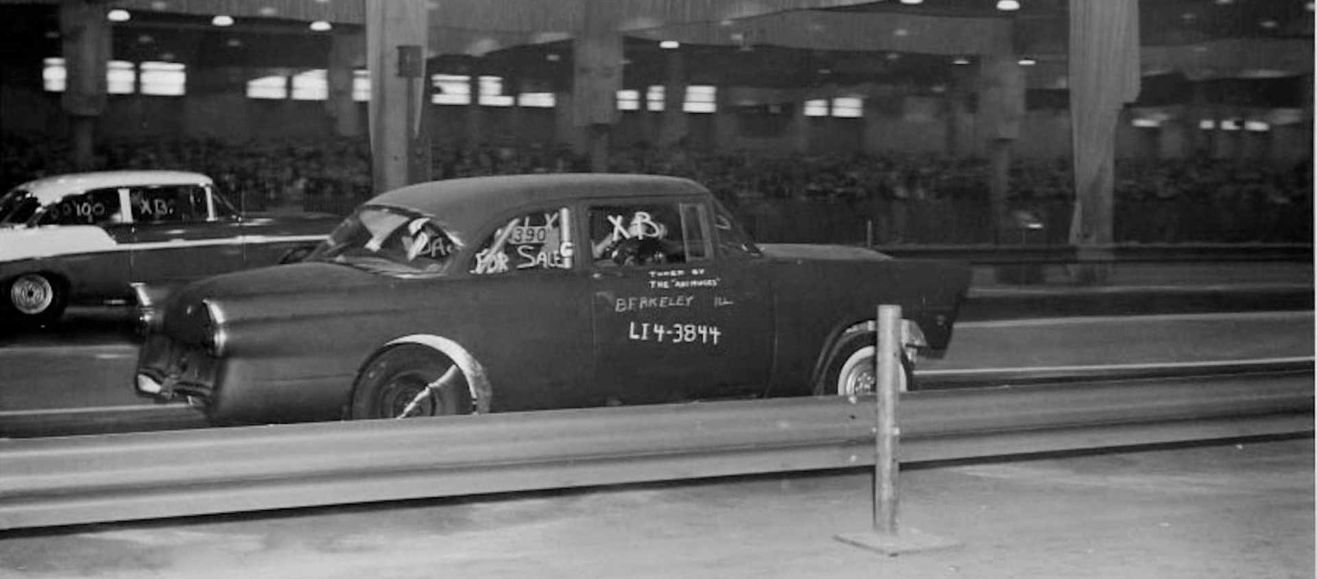 Indoor Drag Racing? It Used To Be a Thing In Chicago