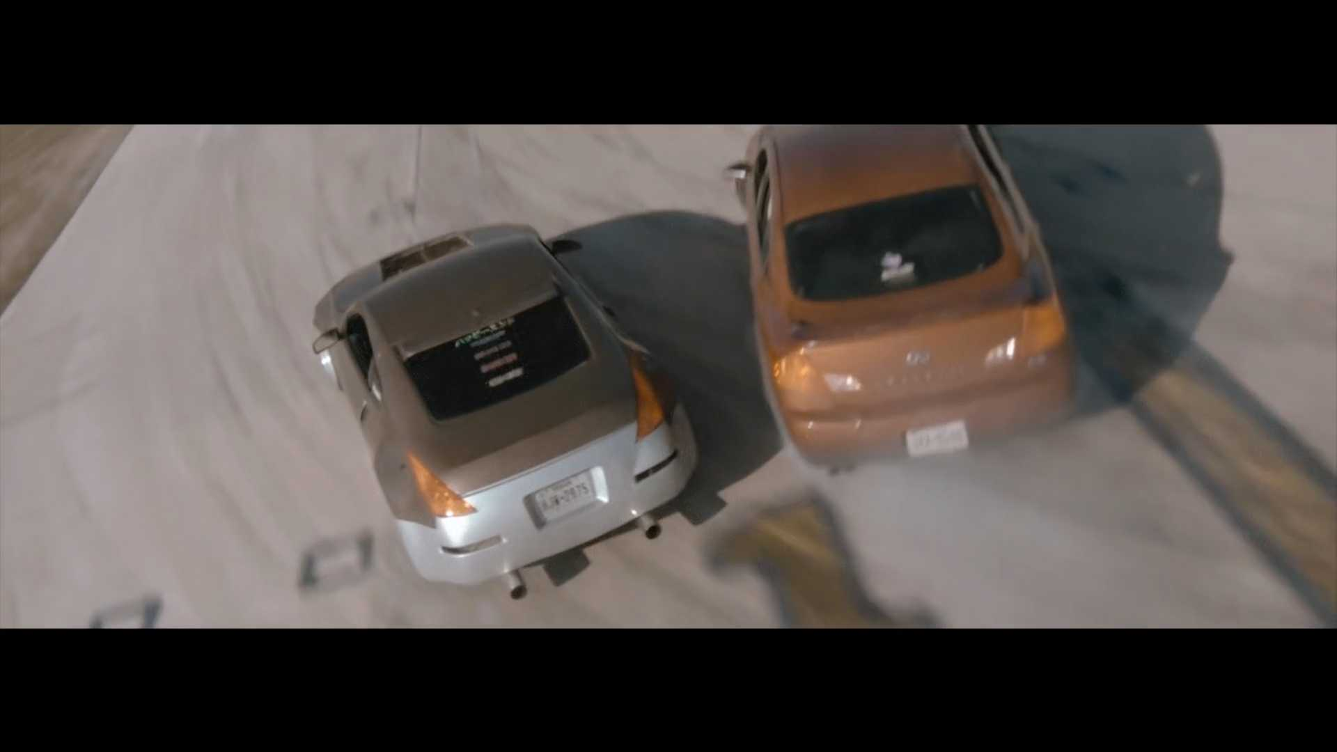 Watch This Epic Drift Scene Shot From A Drone