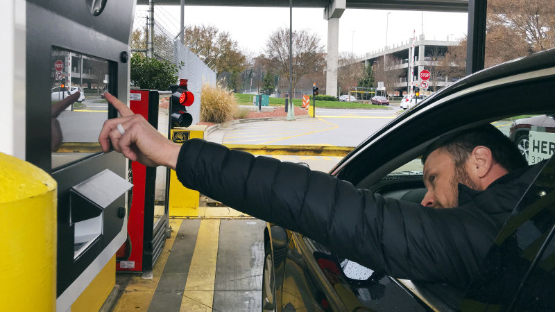 Hertz to use Clear biometric scanners to speed car rentals