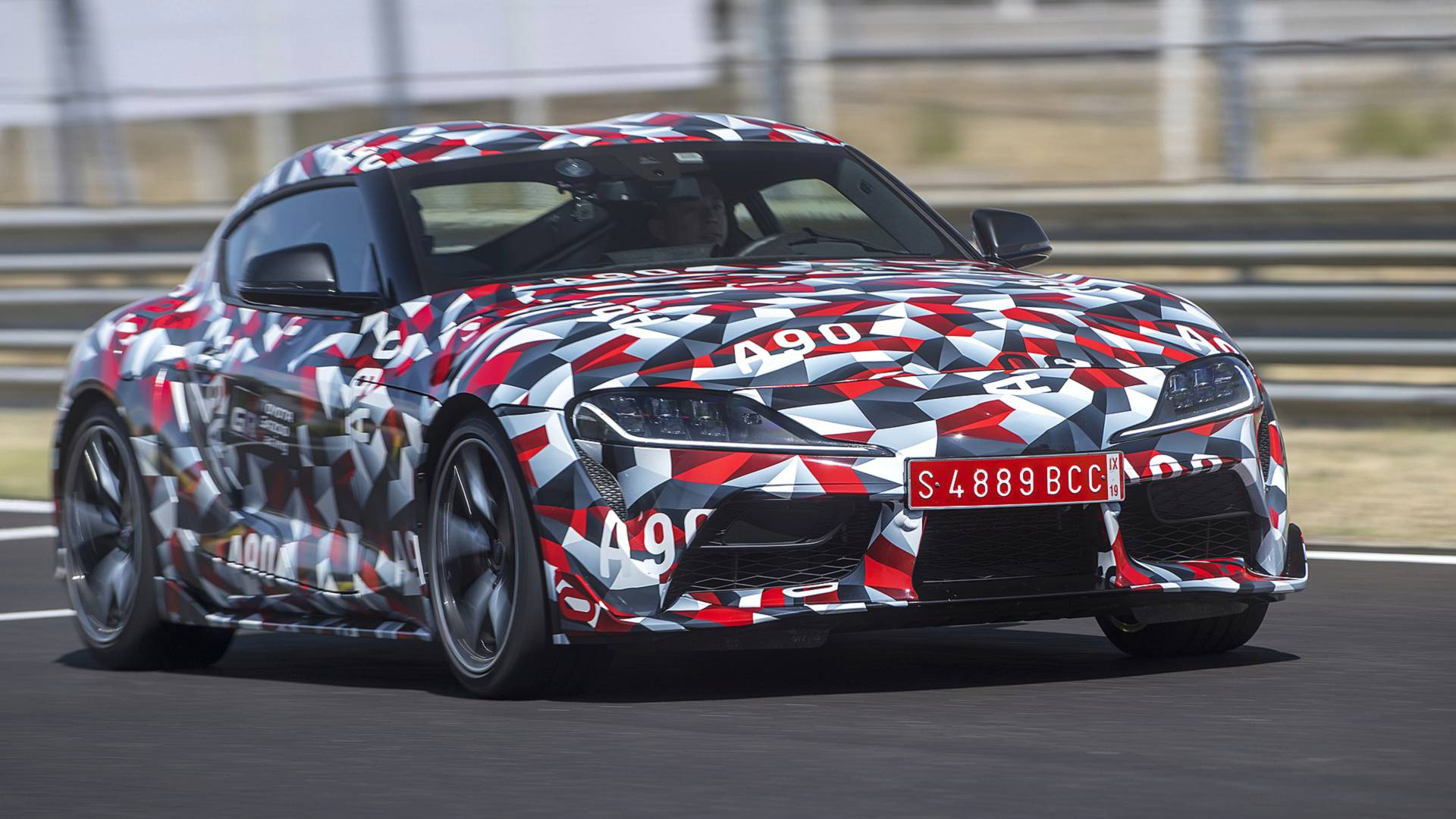The fifth-generation Supra will borrow additional hardware from the new Z4 roadster.