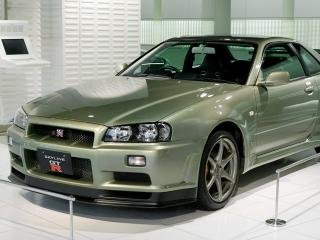 Japanese Tuner Icons: Nissan Skyline GT-R