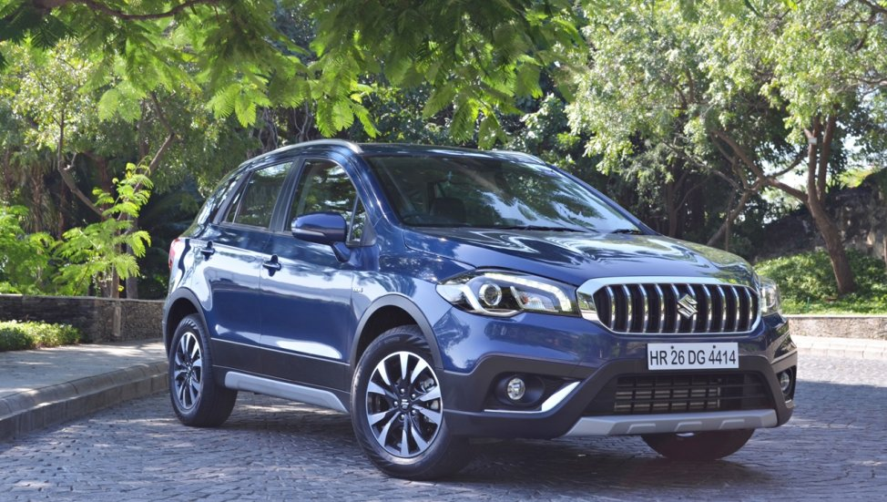 Maruti S-Cross Hybrid likely to be launched in 2020