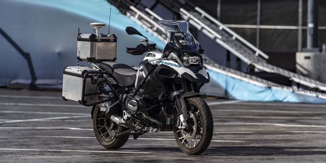 BMW makes a self-riding motorcycle. We ask, 'Why?'