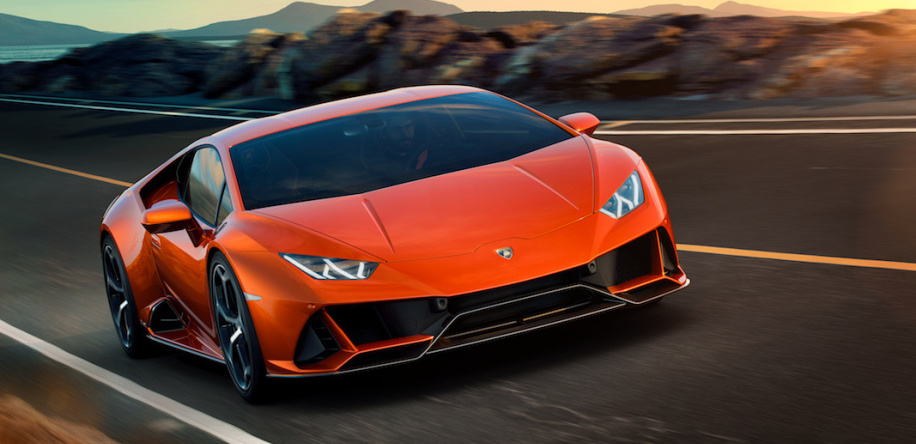 Lamborghini unleashes the refreshed Huracan Evo with Performante V10