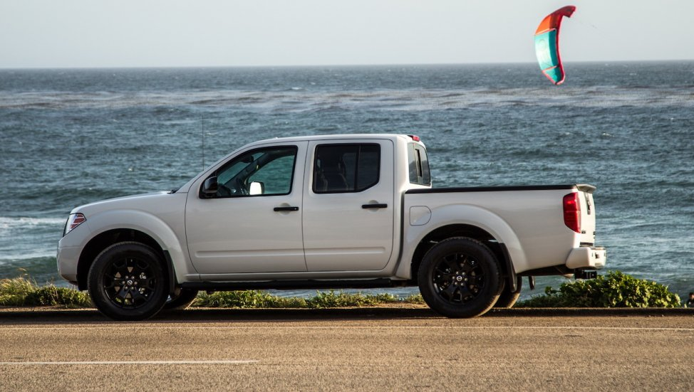 """Next-gen Nissan Frontier """"almost finished"""""""