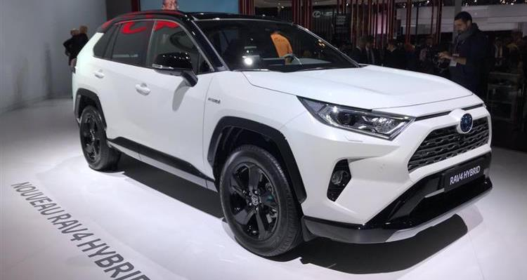 Toyota RAV 4 Hybride 218 Collection