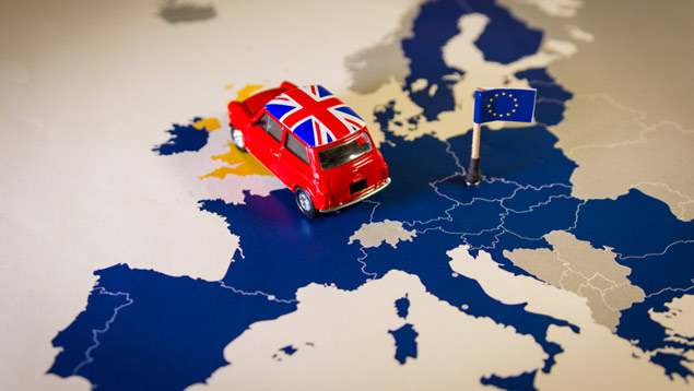 German automakers warn hard Brexit 'would be fatal'