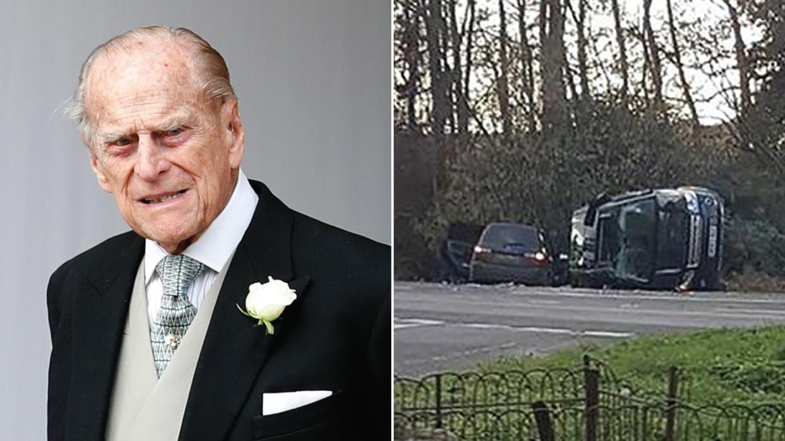 Royal aides are 'too frightened' to tell Prince Philip to give up driving at 97