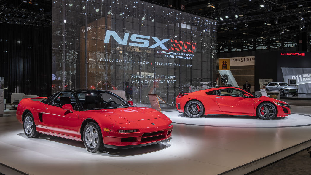 Honda celebrates 30th anniversary of the NSX with a look back at how it began