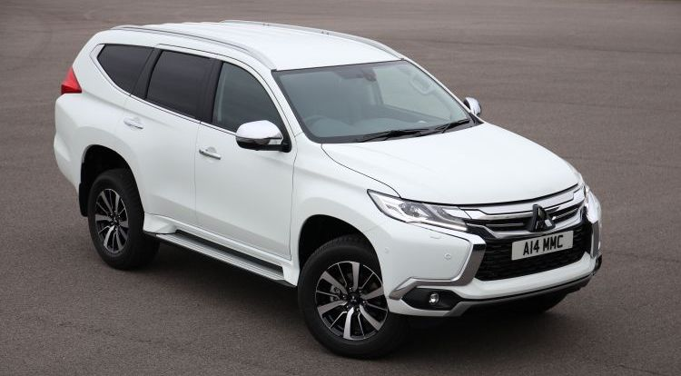 2-seat Mitsubishi Pajero Sport variant launched in the UK