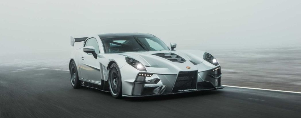 Ginetta supercar details: Expect 600 horsepower, price north of $500,000