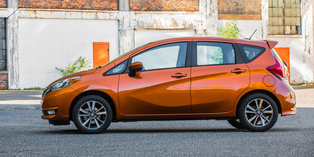 Nissan Versa Note hatchback could be on its way out