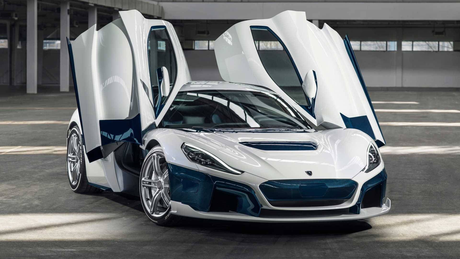 Rimac C_Two Production Model Could Have Even Better Specs
