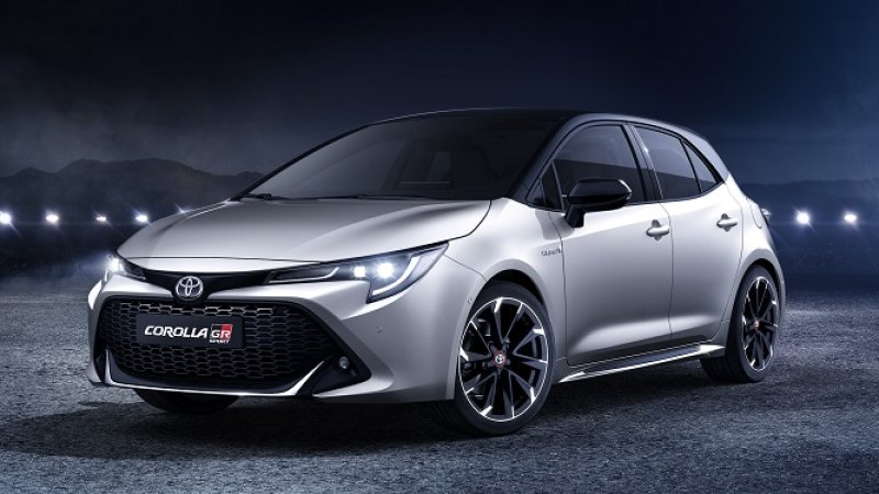 Toyota's Corolla Hatchback gets the GR Sport treatment