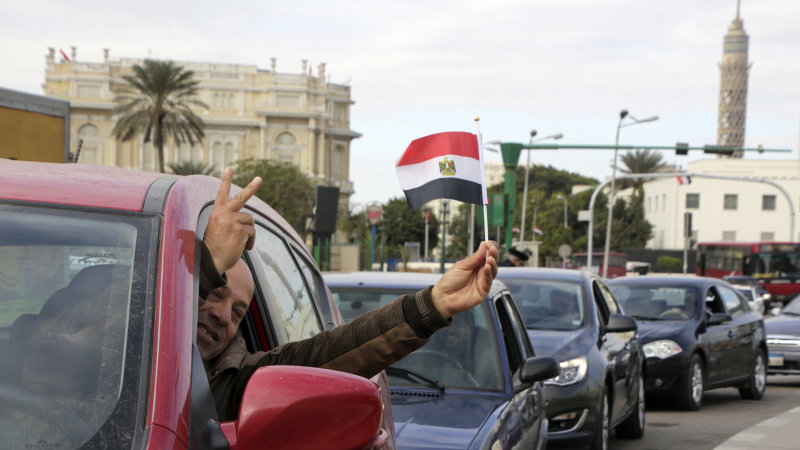 'Let it rust': Egyptians boycott new-car purchases to force lower prices