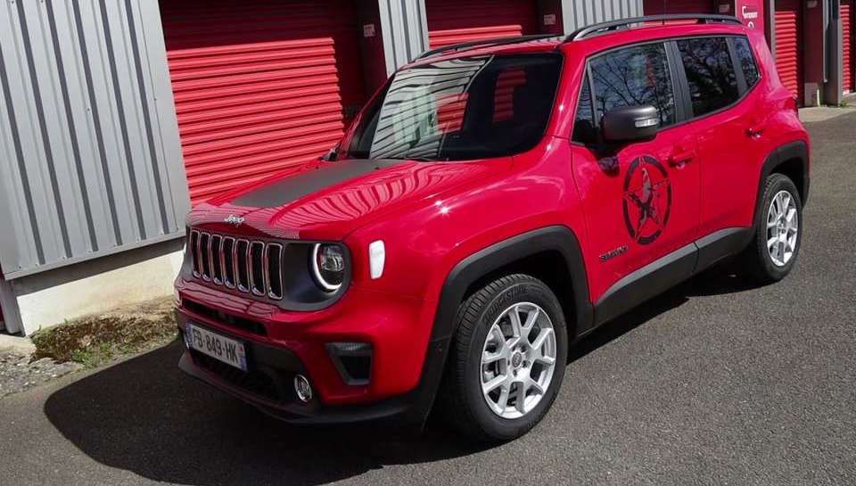 Jeep Renegade 1.0 GSE T3 120 Limited
