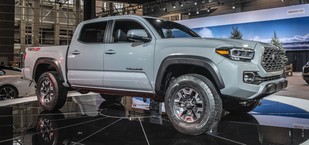 Next-gen Toyota Tacoma and Tundra to be built on shared truck platform
