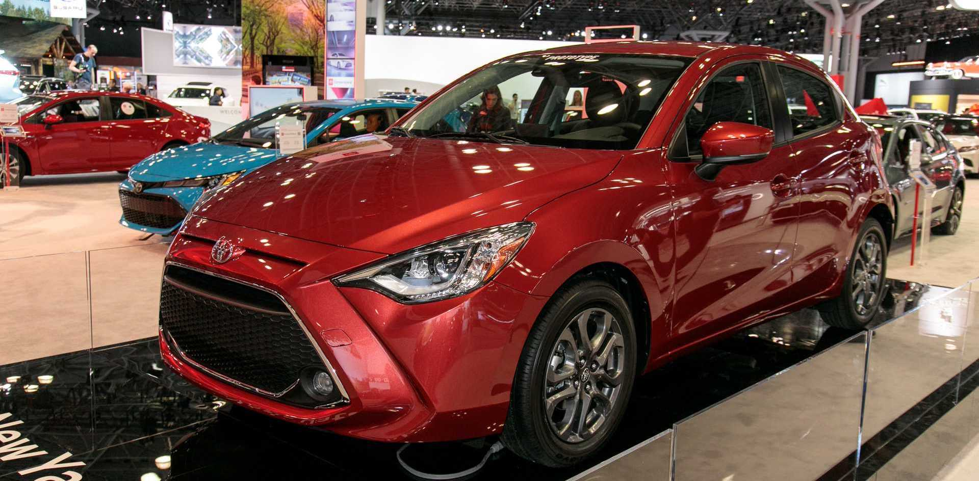 2020 Toyota Yaris Hatchback Debuts With Mazda 2 Bones