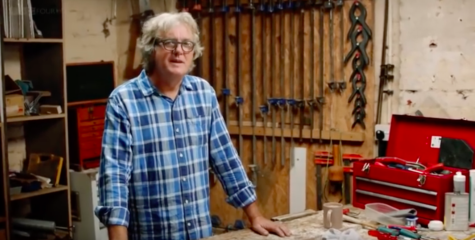 Watch James May Assemble A Monkey And Serve Two-Wheel Philosophy