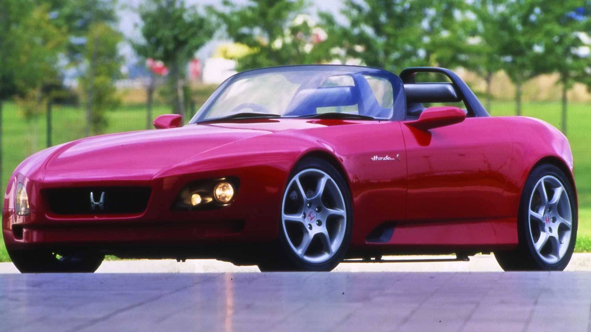 1995 Honda SSM: Concept We Forgot