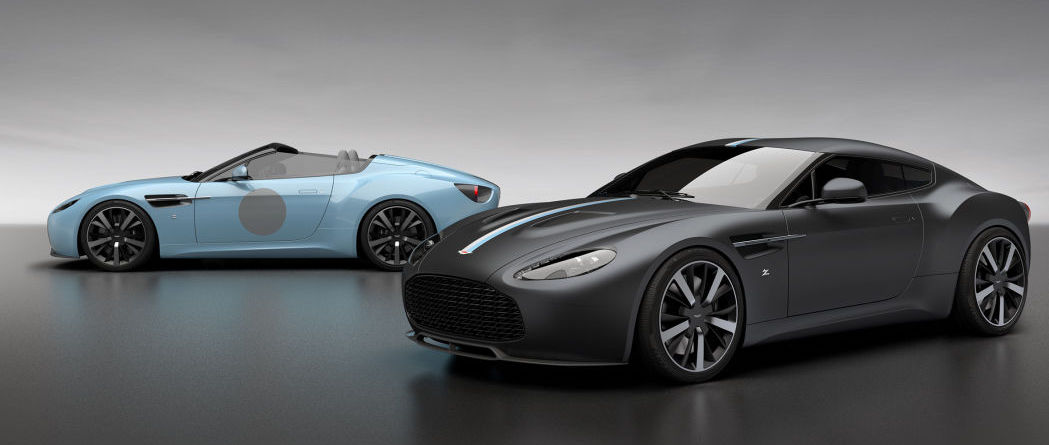 Aston Martin Vantage V12 Zagato goes back into limited production