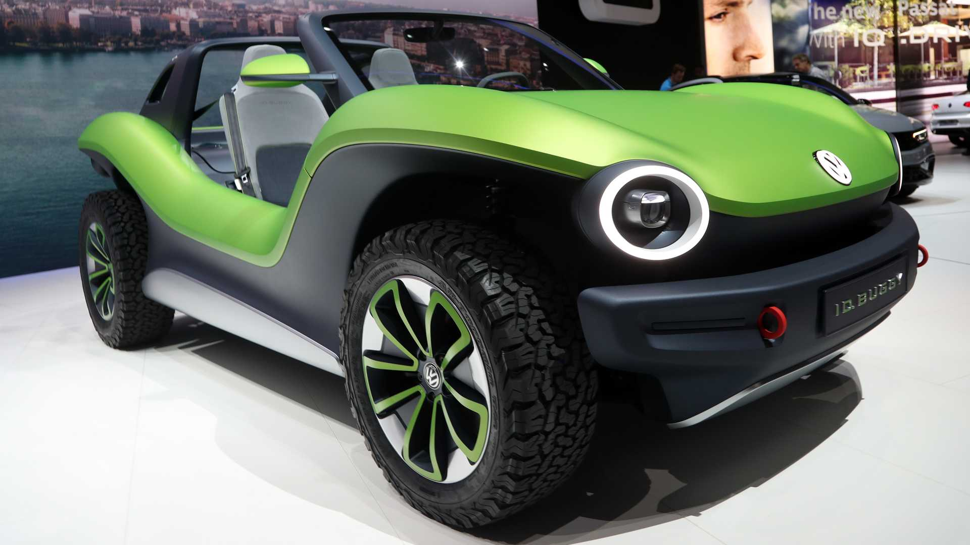Production Volkswagen I.D. Buggy Would Be A Low-Volume Halo EV