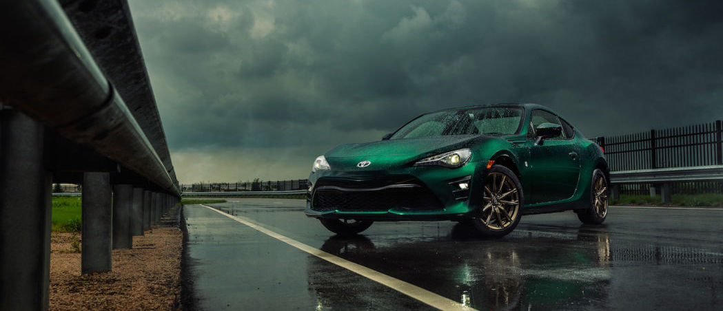 Toyota 86 sports coupe gets racing-themed Hakone Edition