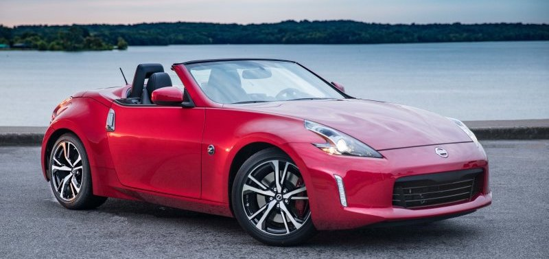 Nissan 370Z Roadster is dead after 2019 model year