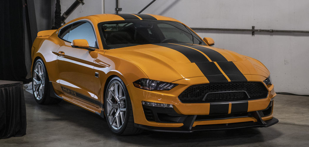2019 Shelby GT-S Mustang is a supercharged rental car not for Hertz