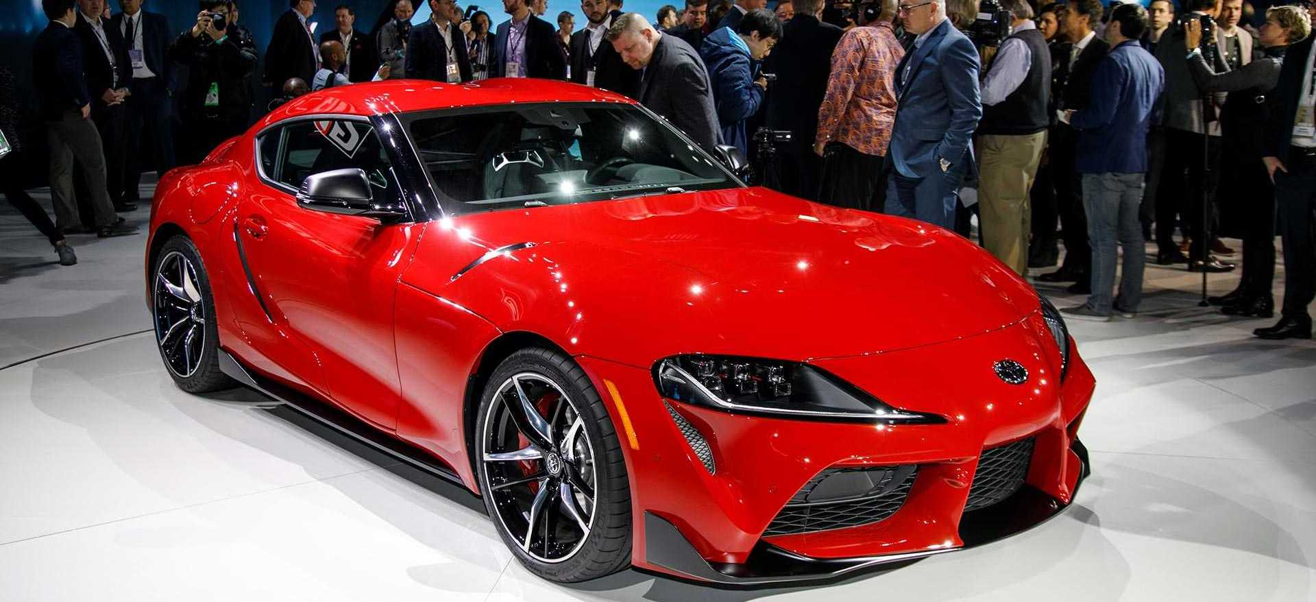 Toyota Supra Without BMW Tie-Up Would've Been Over $100K