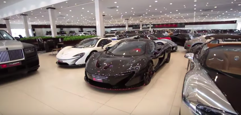 Dealer Has Three 918 Spyders As Part Of Amazing Inventory