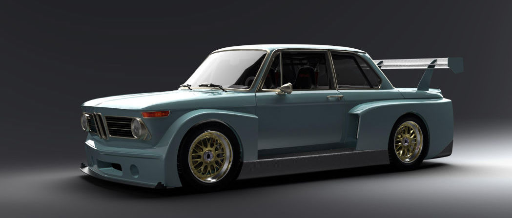 Gruppe5 2002 is a street-legal race-ready BMW 2002 with an 803-hp V10
