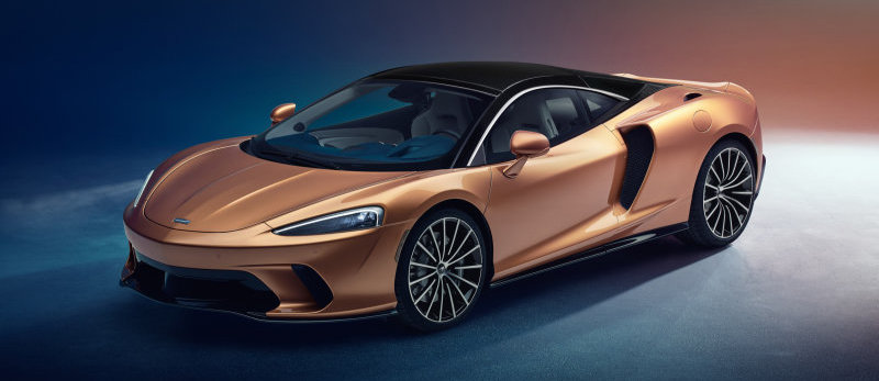 McLaren GT revealed — a luxurious yet superlight supercar