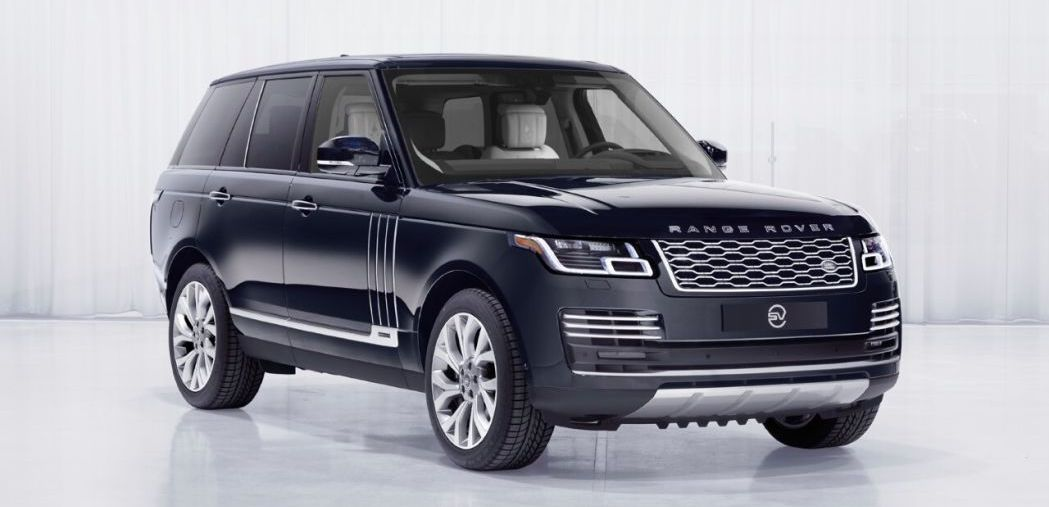 Range Rover Astronaut Edition redefines 'exclusive buyer'