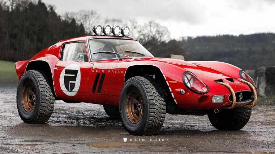 Ferrari 250 GTO Off-Road Rendering Is Epic Yet Controversial