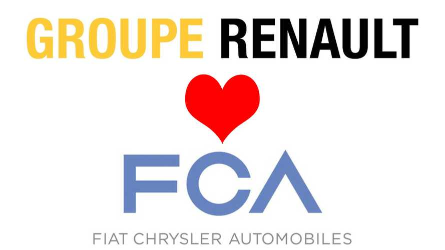 Renault Confirms Talks With FCA For 50/50 Merger Deal