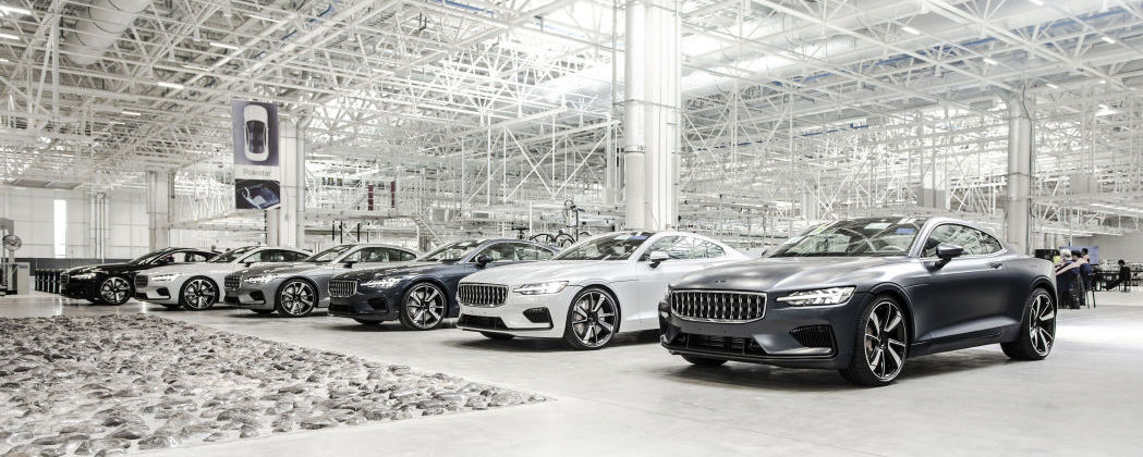 2020 Polestar 1 inches closer to production as new Chinese factory nears completion