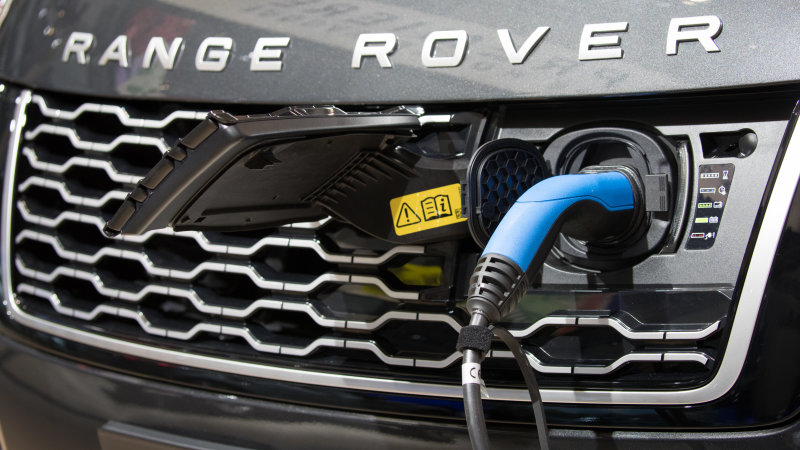 BMW and Jaguar Land Rover to jointly develop electric car tech