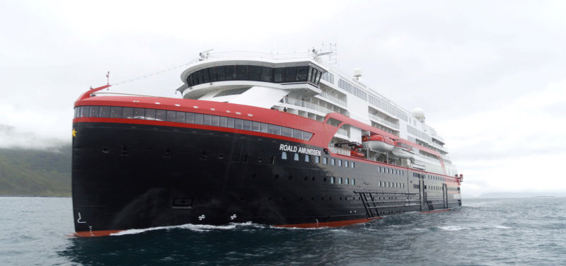 The next hybrid – how about a cruise ship?