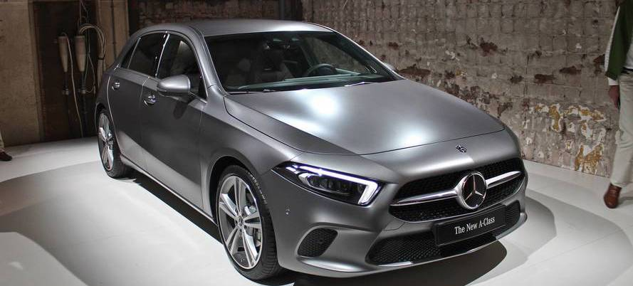 Mercedes A250e Plug-In Hybrid Hatchback Is Coming in September