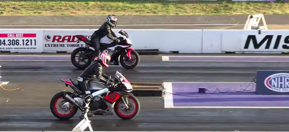 Aprilia RSV4 Vs Yamaha R1: Who Will Win?